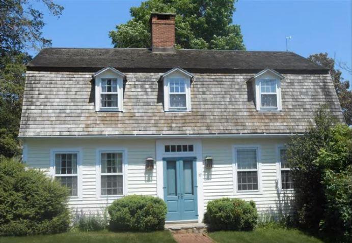 Evans cottage exterior_17 Little Point Street (undated photo)