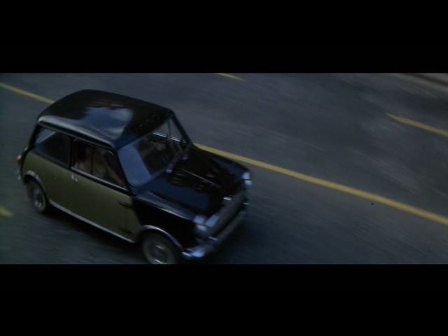 Green Hornet_A Shot in the Dark_Maria Gambrelli and Inspector Clouseau_car scene (3)_ep60