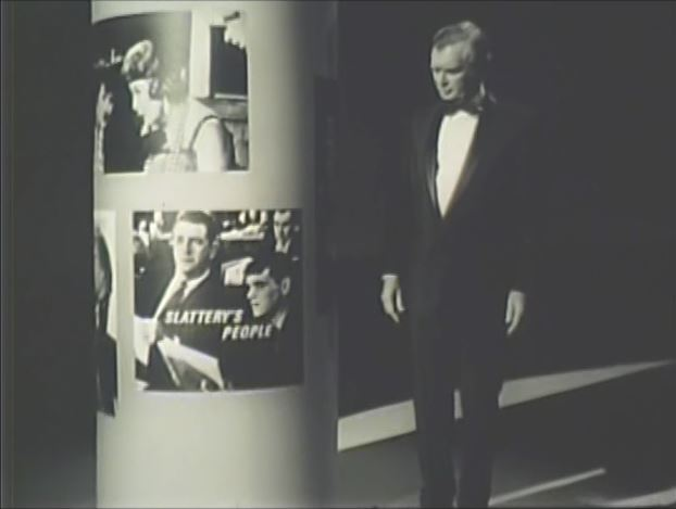 CBS Fall Preview 1964_Buddy Ebsen describes Slattery's People (2)_ep66