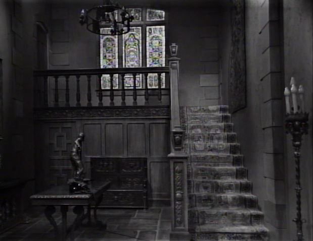 Dark Shadows_closing theme_Collinwood foyer_episode 73_ep73