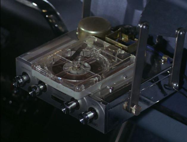 Mission Impossible_Operation Rogosh_season 1 episode 3_opening scene_tape recorder_ep71